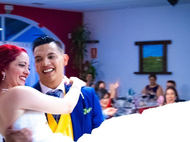 La boda de Dacil y Yorman en Madrid, Madrid 2