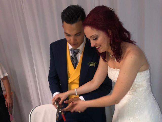La boda de Dacil y Yorman en Madrid, Madrid 3