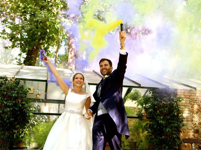 La boda de Claudia y Rafael