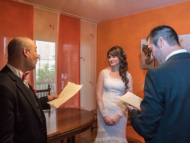 La boda de William y Soraya en Lleida, Lleida 14
