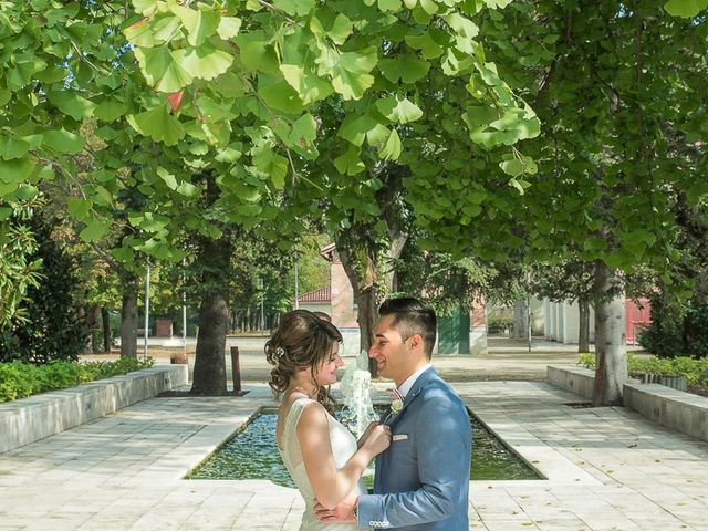 La boda de William y Soraya en Lleida, Lleida 20