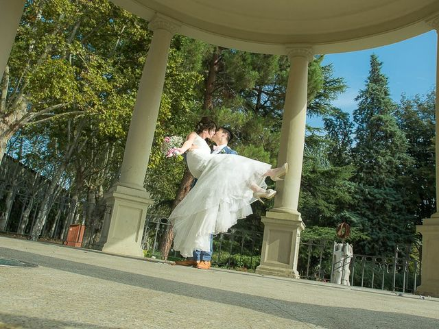 La boda de William y Soraya en Lleida, Lleida 21