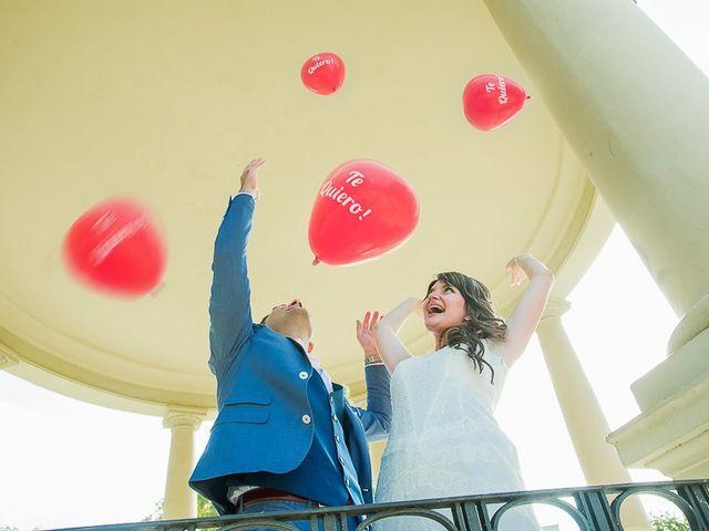La boda de William y Soraya en Lleida, Lleida 23