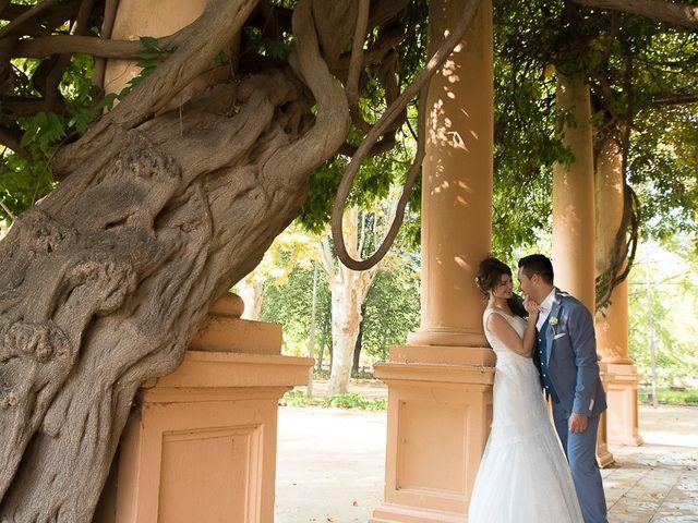 La boda de William y Soraya en Lleida, Lleida 25