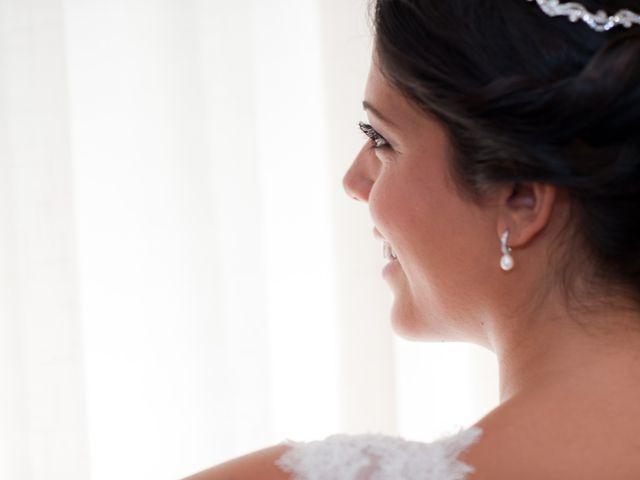La boda de Raquel y José Ángel
