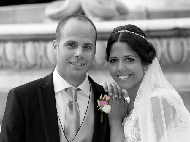 La boda de José Ángel y Raquel en Madrid, Madrid 27