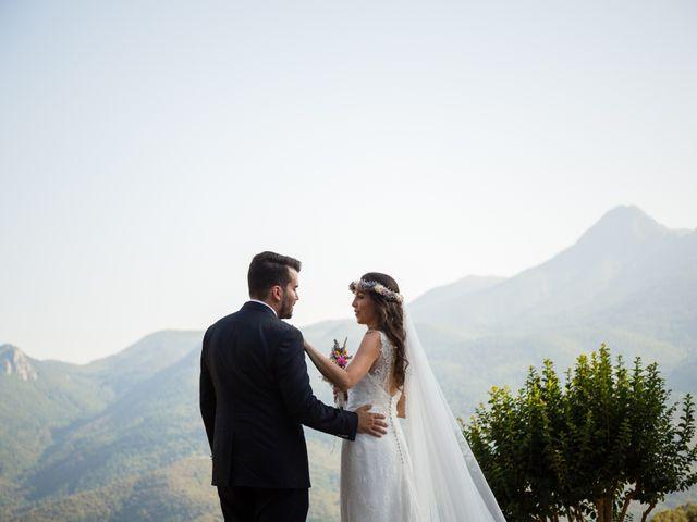 La boda de Jessica y Aaron