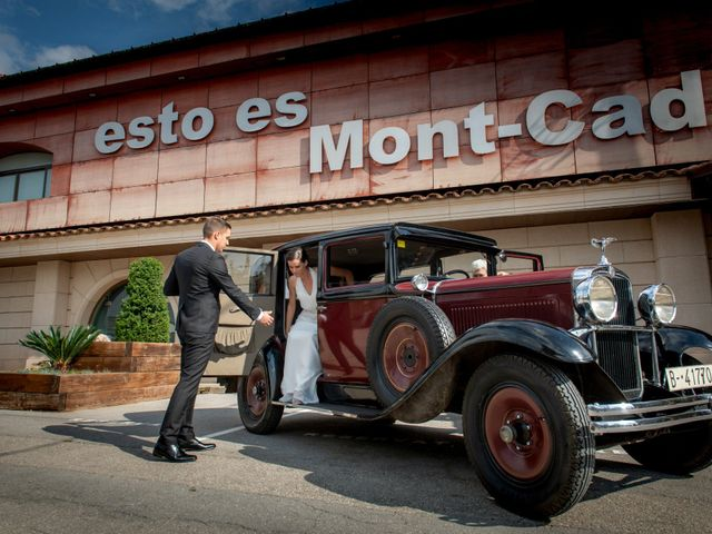 La boda de Jordi y Laia en Sentmenat, Barcelona 25