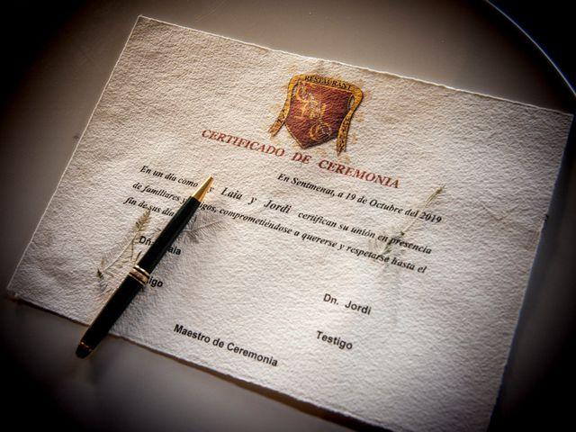 La boda de Jordi y Laia en Sentmenat, Barcelona 49