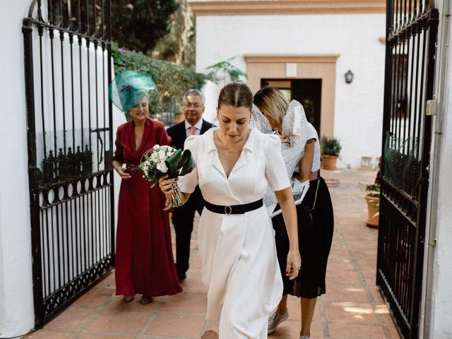 La boda de Jose y Cris en Málaga, Málaga 21