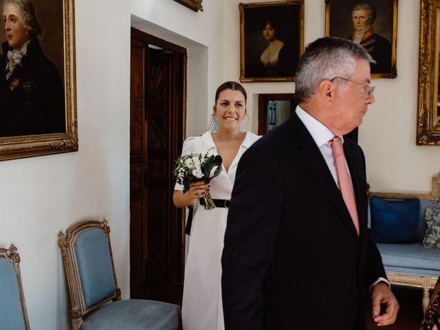 La boda de Jose y Cris en Málaga, Málaga 25