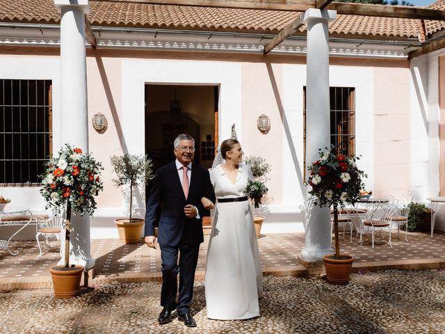 La boda de Jose y Cris en Málaga, Málaga 27