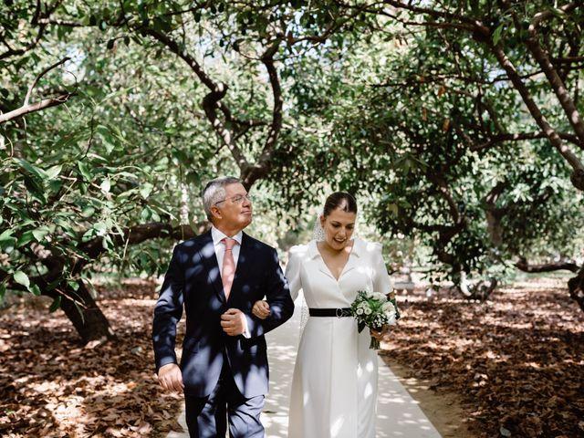 La boda de Jose y Cris en Málaga, Málaga 28