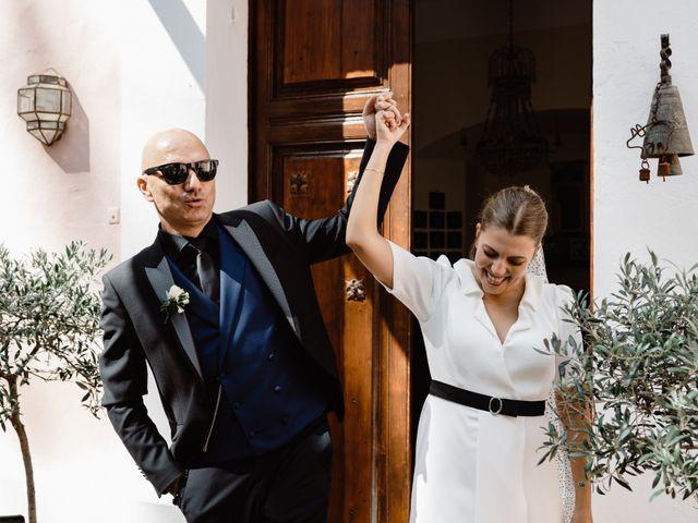 La boda de Jose y Cris en Málaga, Málaga 61