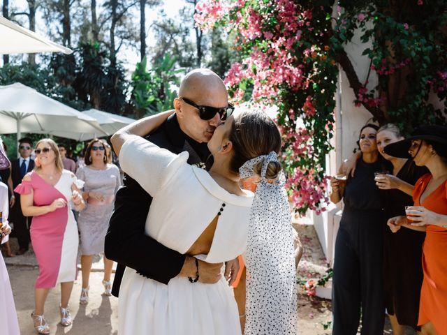 La boda de Jose y Cris en Málaga, Málaga 70