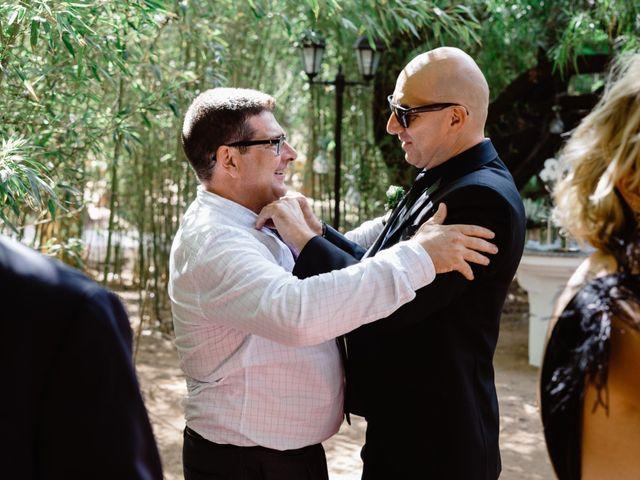 La boda de Jose y Cris en Málaga, Málaga 87