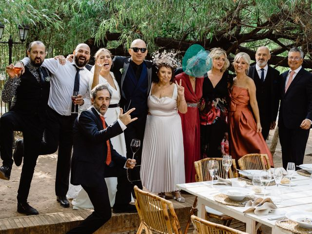 La boda de Jose y Cris en Málaga, Málaga 92