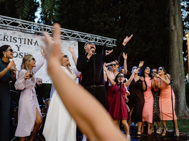 La boda de Jose y Cris en Málaga, Málaga 121