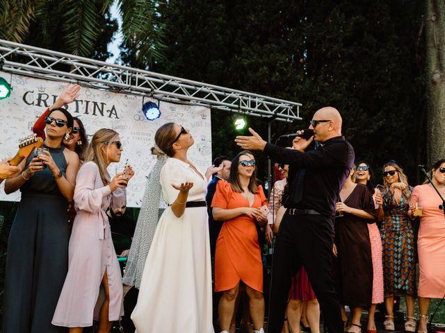 La boda de Jose y Cris en Málaga, Málaga 123