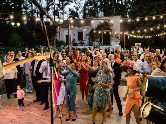 La boda de Jose y Cris en Málaga, Málaga 126