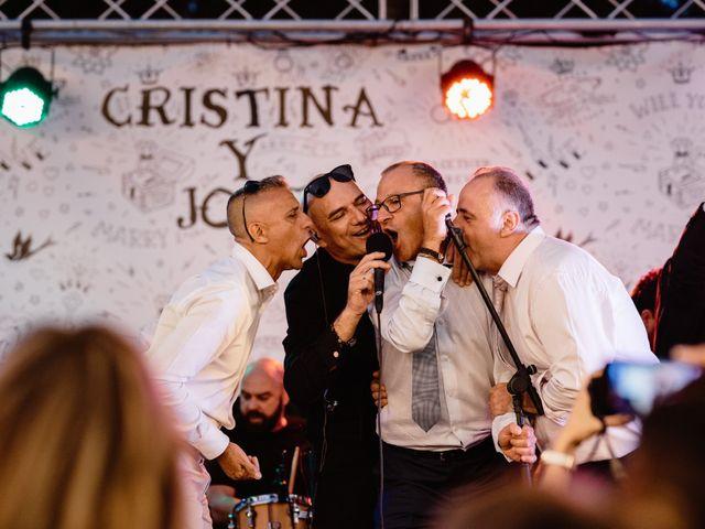 La boda de Jose y Cris en Málaga, Málaga 129