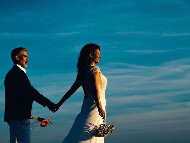 La boda de Natalia y Julian