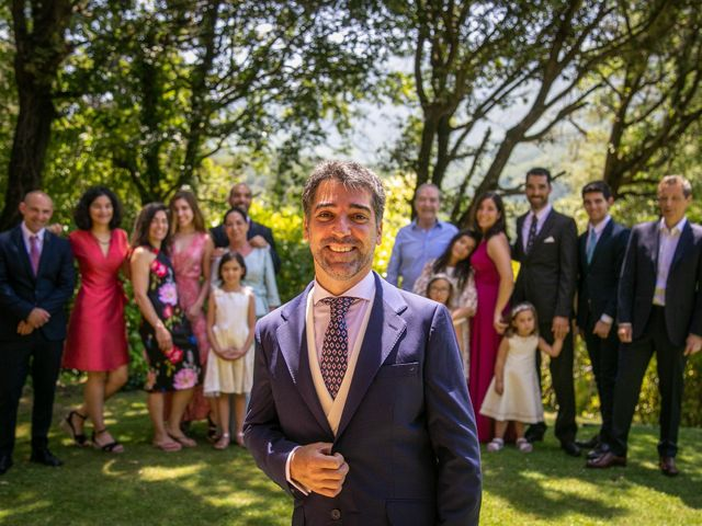 La boda de Miguel y Reyes en Viladrau, Girona 2