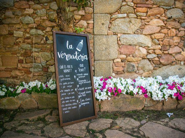 La boda de Miguel y Reyes en Viladrau, Girona 10