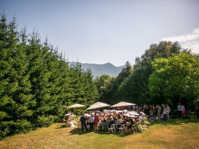 La boda de Miguel y Reyes en Viladrau, Girona 13