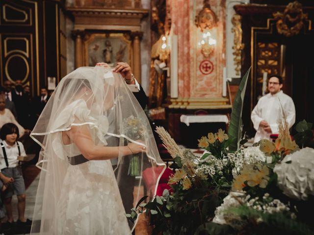 La boda de Nieves y Rick en San Juan De Alicante, Alicante 18
