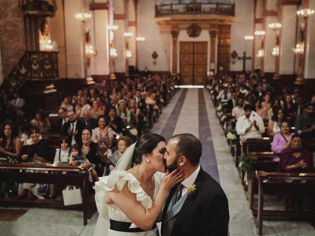 La boda de Nieves y Rick en San Juan De Alicante, Alicante 19