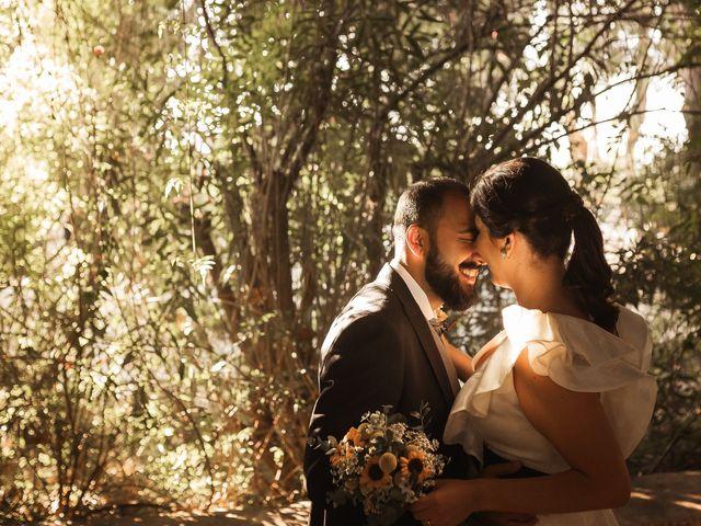 La boda de Nieves y Rick en San Juan De Alicante, Alicante 21
