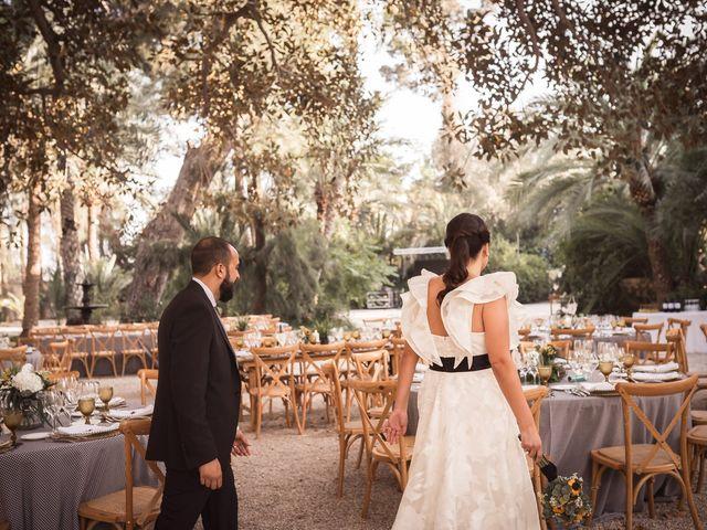 La boda de Nieves y Rick en San Juan De Alicante, Alicante 25