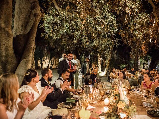 La boda de Nieves y Rick en San Juan De Alicante, Alicante 31