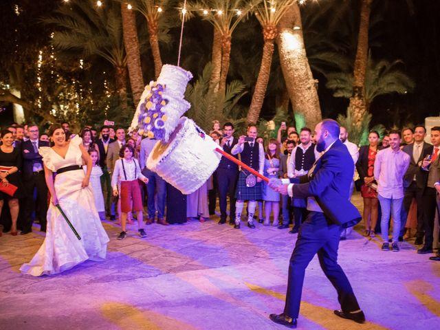 La boda de Nieves y Rick en San Juan De Alicante, Alicante 34
