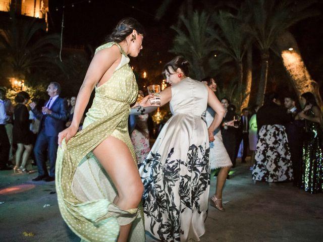 La boda de Nieves y Rick en San Juan De Alicante, Alicante 35