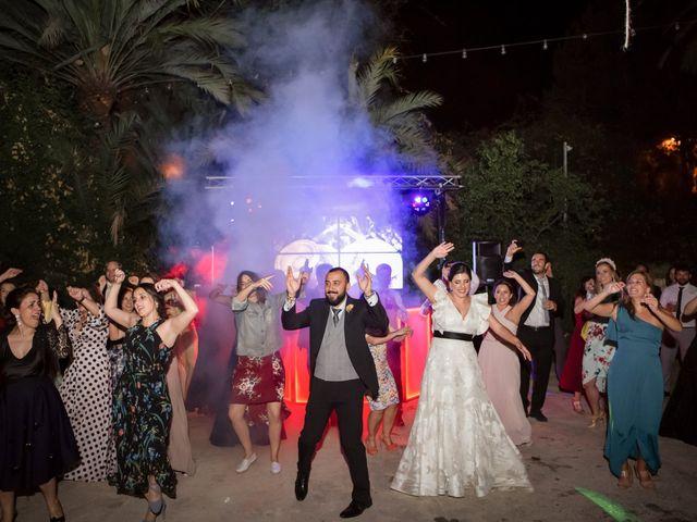 La boda de Nieves y Rick en San Juan De Alicante, Alicante 36