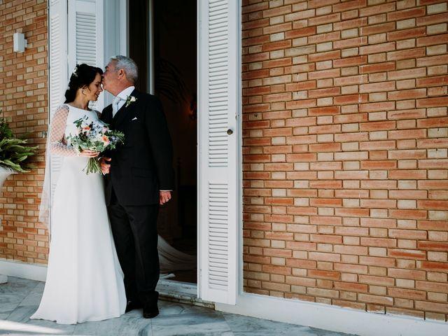 La boda de Gerardo y Carmen en Málaga, Málaga 26