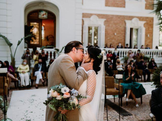 La boda de Gerardo y Carmen en Málaga, Málaga 35