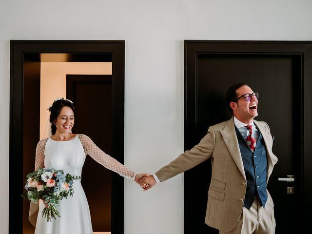 La boda de Gerardo y Carmen en Málaga, Málaga 51