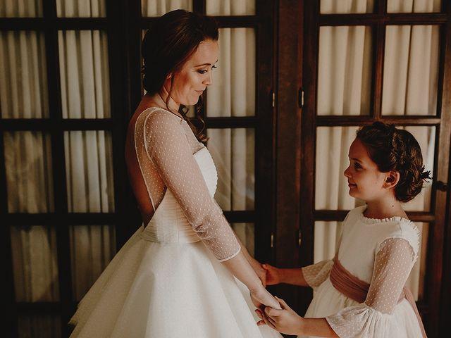 La boda de César y Aroha en Villarrubia De Los Ojos, Ciudad Real 26