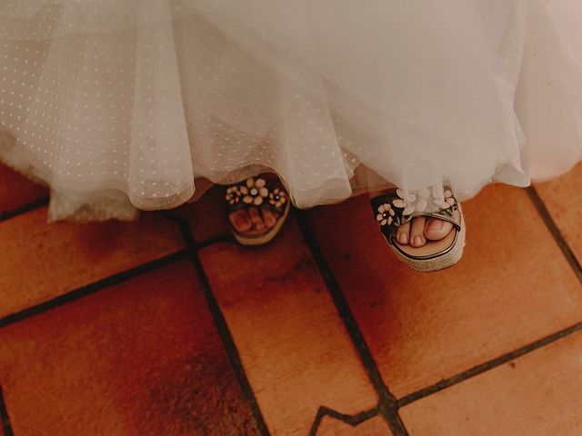 La boda de César y Aroha en Villarrubia De Los Ojos, Ciudad Real 27