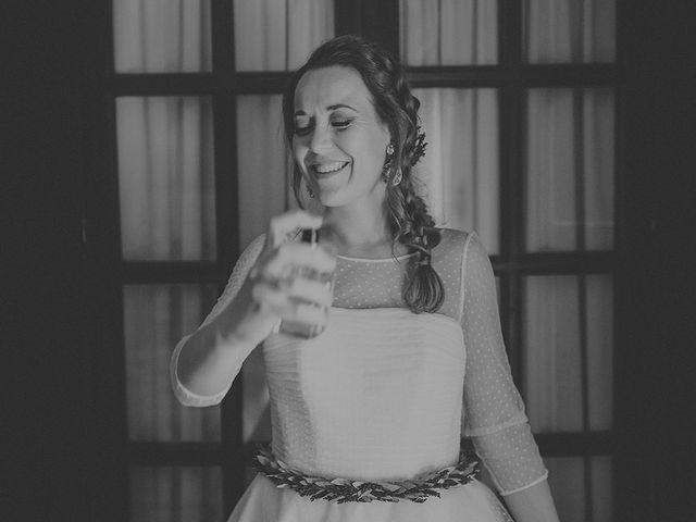 La boda de César y Aroha en Villarrubia De Los Ojos, Ciudad Real 30