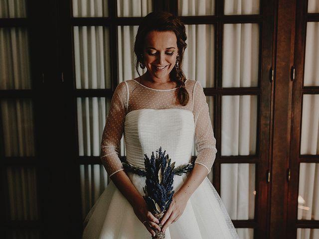 La boda de César y Aroha en Villarrubia De Los Ojos, Ciudad Real 31