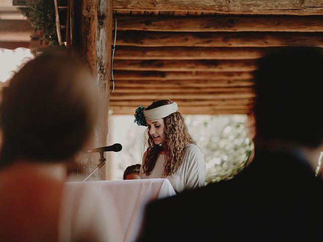 La boda de César y Aroha en Villarrubia De Los Ojos, Ciudad Real 39