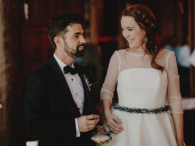 La boda de César y Aroha en Villarrubia De Los Ojos, Ciudad Real 42