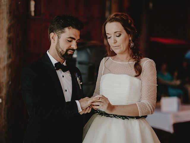 La boda de César y Aroha en Villarrubia De Los Ojos, Ciudad Real 44