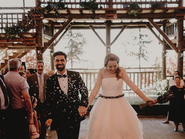 La boda de César y Aroha en Villarrubia De Los Ojos, Ciudad Real 46