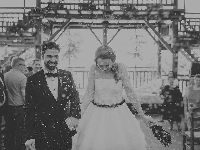La boda de César y Aroha en Villarrubia De Los Ojos, Ciudad Real 47