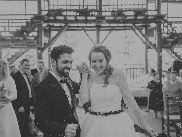 La boda de César y Aroha en Villarrubia De Los Ojos, Ciudad Real 48